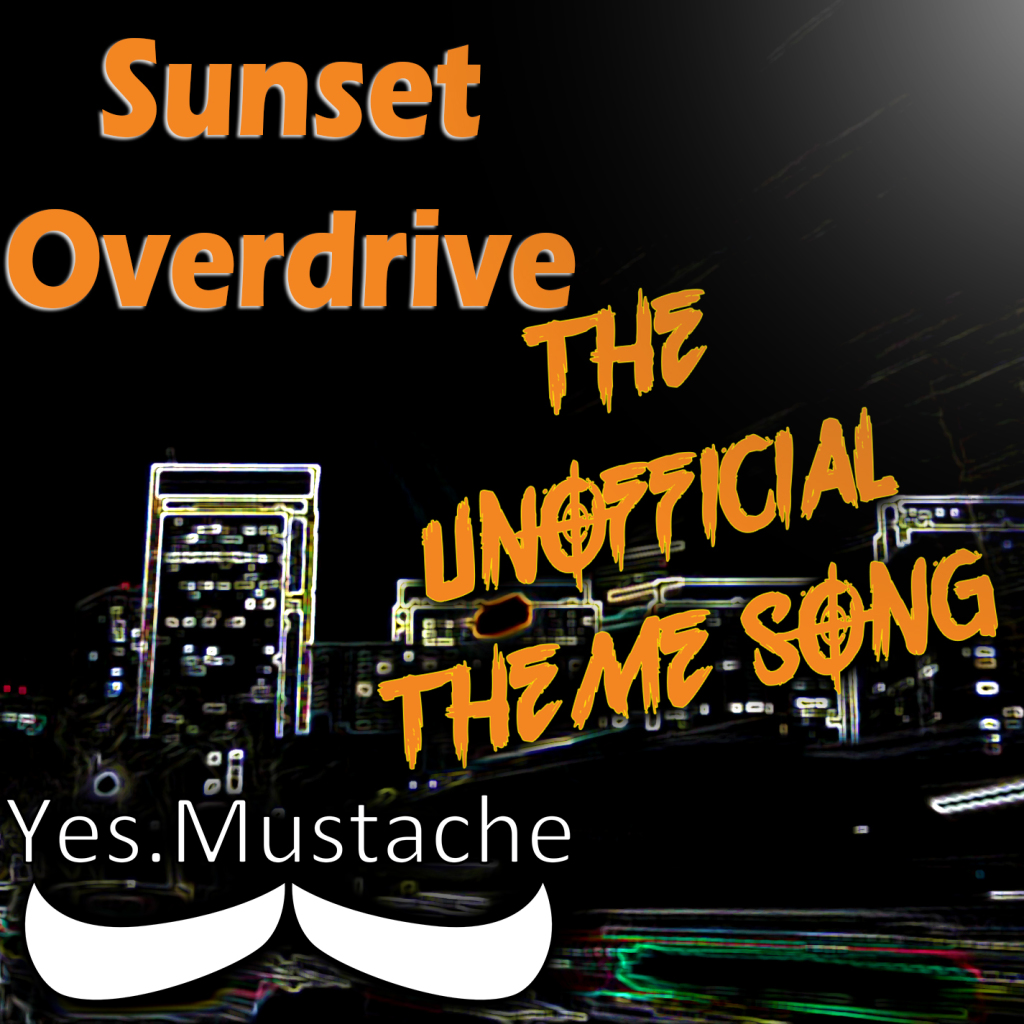 Sunset Overdrive album art