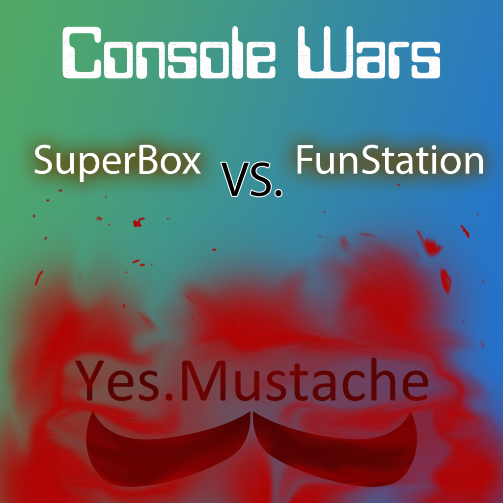 Console Wars album cover