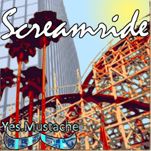Screamride Album Art